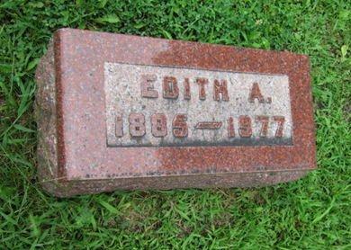 DAWSON, EDITH A - Dallas County, Iowa | EDITH A DAWSON