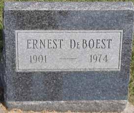 DEBOEST, ERNEST - Dallas County, Iowa | ERNEST DEBOEST