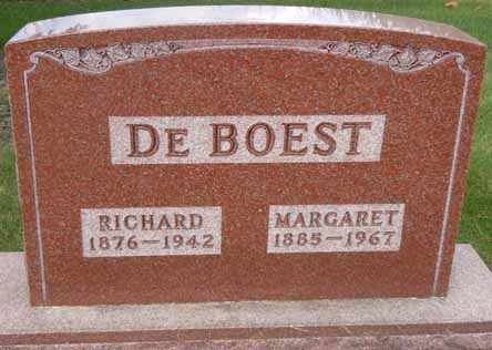 DEBOEST, RICHARD - Dallas County, Iowa | RICHARD DEBOEST