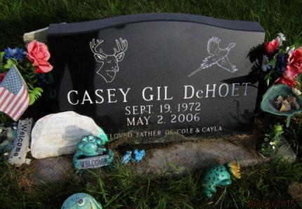 DEHOET, CASEY GIL - Dallas County, Iowa | CASEY GIL DEHOET