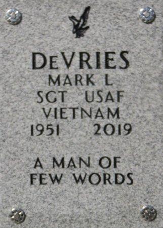 DEVRIES, MARK L - Dallas County, Iowa | MARK L DEVRIES
