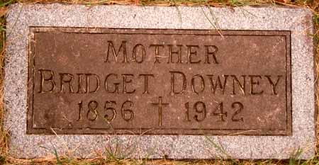 DOWNEY, BRIDGET - Dallas County, Iowa   BRIDGET DOWNEY
