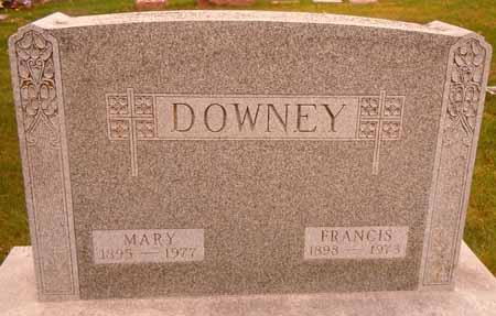 DOWNEY, FRANCIS - Dallas County, Iowa | FRANCIS DOWNEY