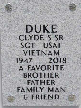 DUKE, CLYDE S SR - Dallas County, Iowa | CLYDE S SR DUKE