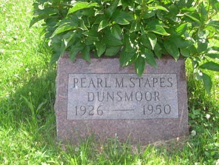DUNSMOOR, PEARL M. - Dallas County, Iowa | PEARL M. DUNSMOOR