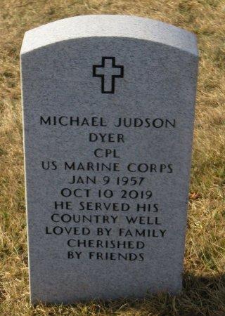 DYER, MICHAEL JUDSON - Dallas County, Iowa | MICHAEL JUDSON DYER