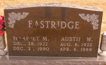 EASTRIDGE, AUSTIN W. - Dallas County, Iowa | AUSTIN W. EASTRIDGE