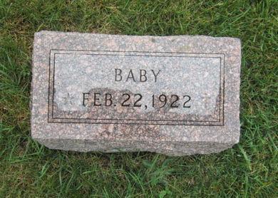 ELLIOTT, BABY - Dallas County, Iowa | BABY ELLIOTT
