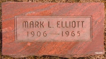 ELLIOTT, MARK L. - Dallas County, Iowa | MARK L. ELLIOTT