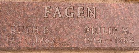 FAGEN, PHILIP M. - Dallas County, Iowa | PHILIP M. FAGEN