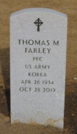 FARLEY, THOMAS M - Dallas County, Iowa | THOMAS M FARLEY