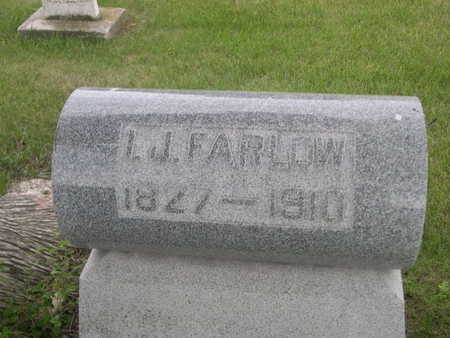 FARLOW, I. J. - Dallas County, Iowa | I. J. FARLOW