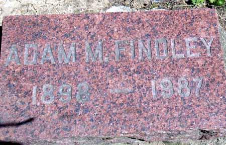 FINDLEY, ADAM M - Dallas County, Iowa | ADAM M FINDLEY