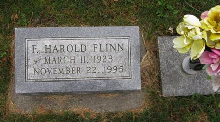 FLINN, F HAROLD - Dallas County, Iowa | F HAROLD FLINN