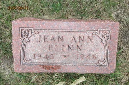 FLINN, JEAN ANN - Dallas County, Iowa   JEAN ANN FLINN