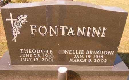 FONTANINI, THEODORE - Dallas County, Iowa | THEODORE FONTANINI