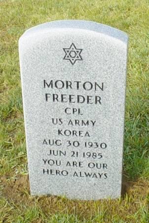 FREEDER, MORTON - Dallas County, Iowa | MORTON FREEDER