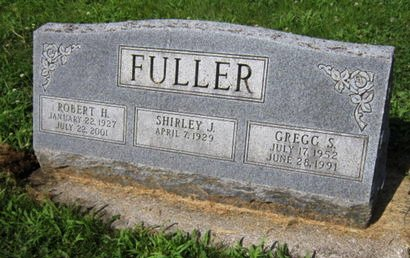 FULLER, ROBERT H - Dallas County, Iowa | ROBERT H FULLER
