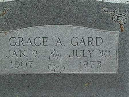 MERRIFIELD GARD, GRACE - Dallas County, Iowa | GRACE MERRIFIELD GARD