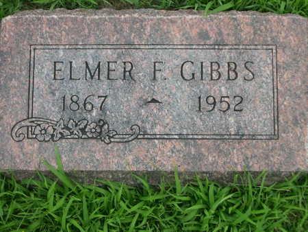 GIBBS, ELMER - Dallas County, Iowa | ELMER GIBBS