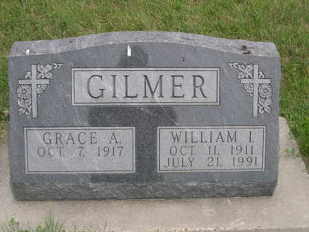 GILMER, GRACE A. - Dallas County, Iowa | GRACE A. GILMER