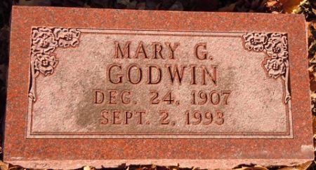 GODWIN, MARY G. - Dallas County, Iowa   MARY G. GODWIN