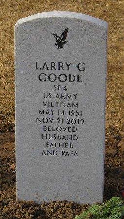 GOODE, LARRY G - Dallas County, Iowa | LARRY G GOODE