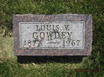 GOWDEY, LOUIS V - Dallas County, Iowa | LOUIS V GOWDEY