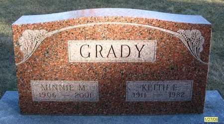 GRADY, KEITH E. - Dallas County, Iowa | KEITH E. GRADY