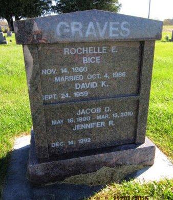 GRAVES, JACOB D - Dallas County, Iowa | JACOB D GRAVES