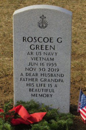 GREEN, ROSCOE G - Dallas County, Iowa | ROSCOE G GREEN