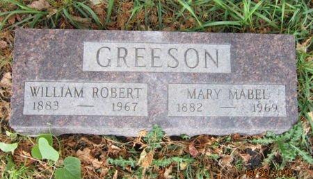 GREESON, MARY MABEL - Dallas County, Iowa | MARY MABEL GREESON