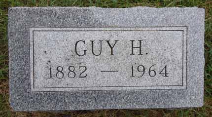 HALL, GUY H - Dallas County, Iowa | GUY H HALL