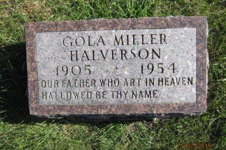 MILLER HALVERSON, GOLA - Dallas County, Iowa | GOLA MILLER HALVERSON