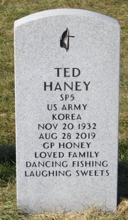 HANEY, TED - Dallas County, Iowa | TED HANEY