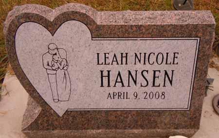 HANSEN, LEAH NICOLE - Dallas County, Iowa | LEAH NICOLE HANSEN