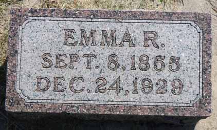 HANSON, EMMA R - Dallas County, Iowa | EMMA R HANSON