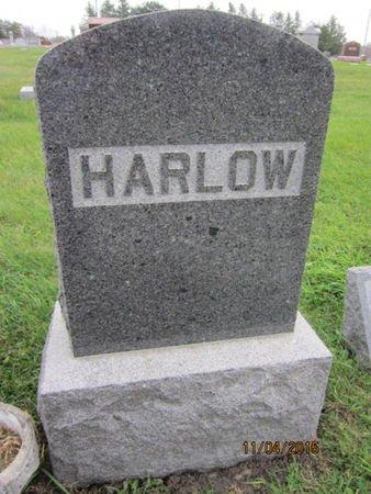 HARLOW, FAMILY STONE - Dallas County, Iowa   FAMILY STONE HARLOW