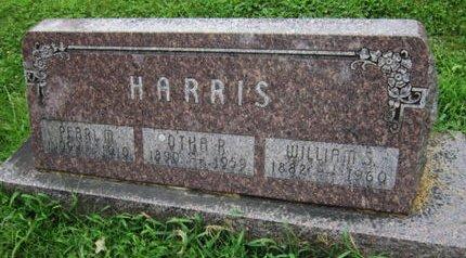 HARRIS, PEARL M - Dallas County, Iowa | PEARL M HARRIS