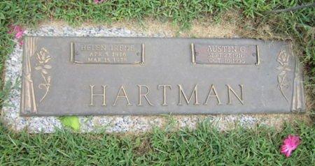 HARTMAN, HELEN IRENE - Dallas County, Iowa   HELEN IRENE HARTMAN