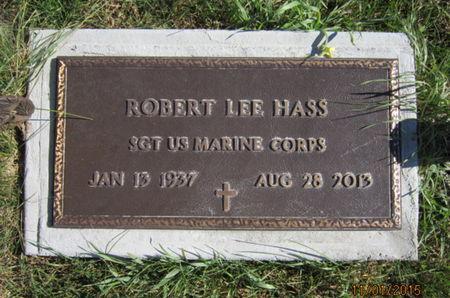 HASS, ROBERT LEE - Dallas County, Iowa | ROBERT LEE HASS