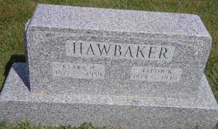 HAWBAKER, JACOB K - Dallas County, Iowa | JACOB K HAWBAKER