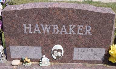 HAWBAKER, VERNA L - Dallas County, Iowa | VERNA L HAWBAKER
