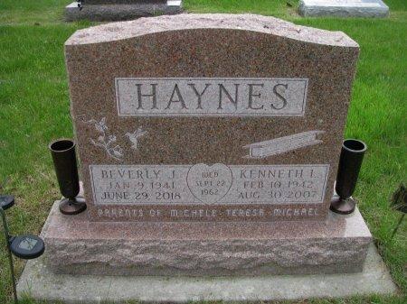 HAYNES, KENNETH L. - Dallas County, Iowa | KENNETH L. HAYNES