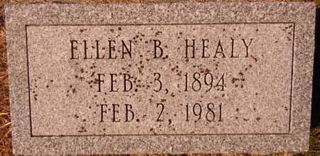 HEALY, ELLEN B. - Dallas County, Iowa   ELLEN B. HEALY
