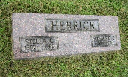 HERRICK, STELLA C - Dallas County, Iowa | STELLA C HERRICK