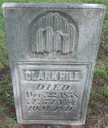 HILL, CLARK - Dallas County, Iowa | CLARK HILL
