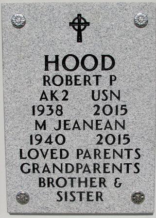 HOOD, M JEANEAN - Dallas County, Iowa   M JEANEAN HOOD