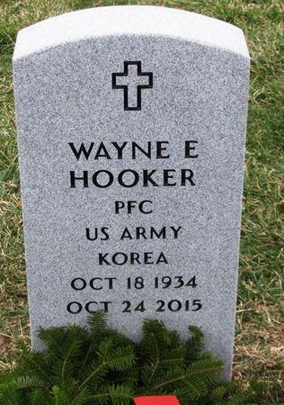 HOOKER, WAYNE E - Dallas County, Iowa | WAYNE E HOOKER