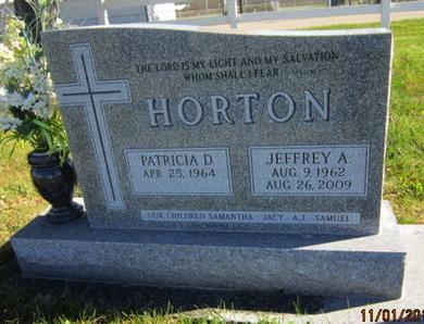 HORTON, JEFFREY A - Dallas County, Iowa | JEFFREY A HORTON